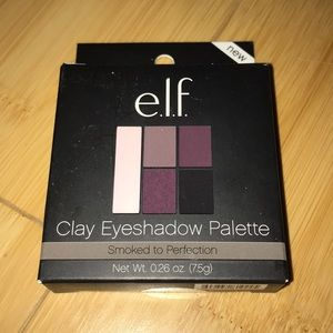 ELF Makeup - ELF Clay Eyeshadow Palette